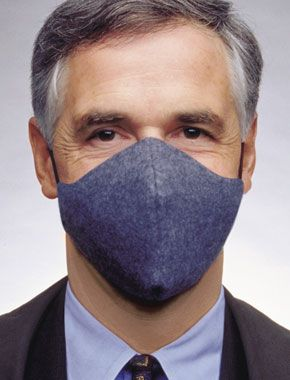 Cold Weather Allergy Mask