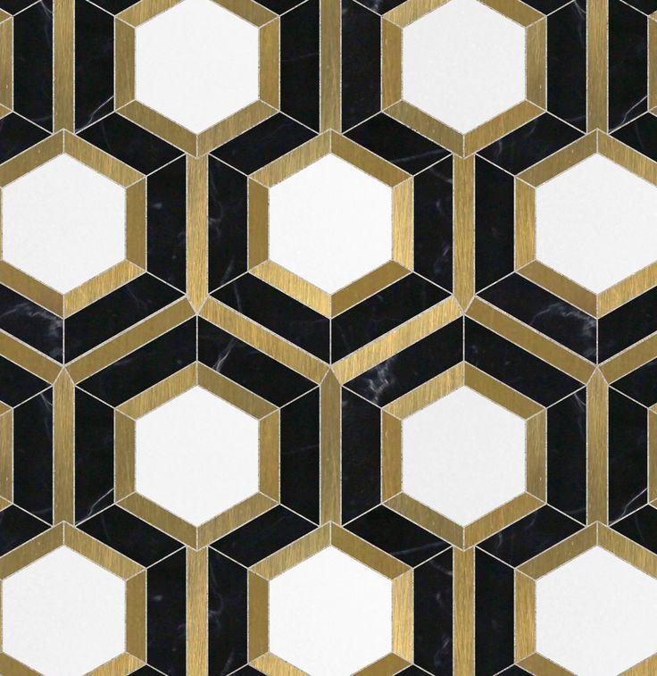 Best 25+ Marble mosaic ideas on Pinterest | Bathroom ...