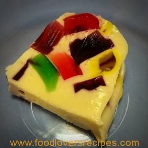 JELLIE KOEK-JELLY CAKE