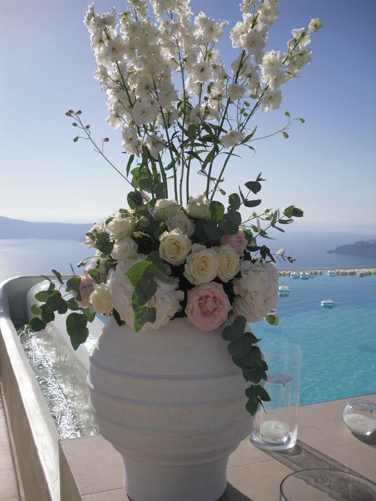 Wedding Decoration - La Maltese Santorini