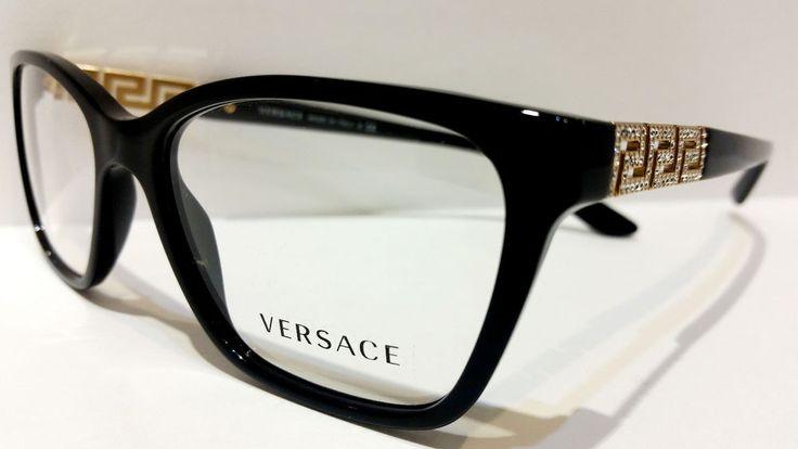 a3f706ed7b Versace Glasses Frame Mod 3192-b Purple - Bitterroot Public Library
