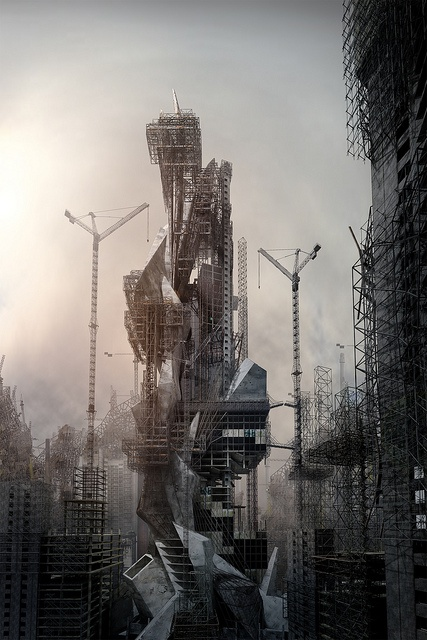 Concept Tower by Jonathan Gales, via Flickr