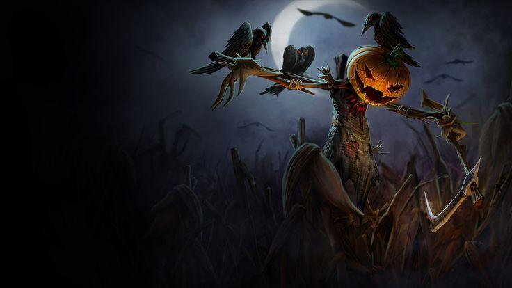 halloween skins in lol