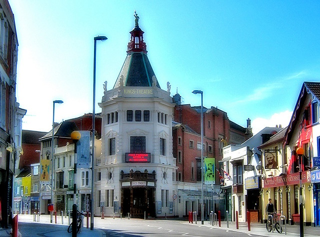 The Kings Theatre, Southsea, Hants.