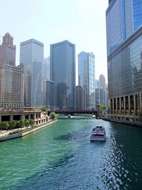 Chicago riverwalk part two