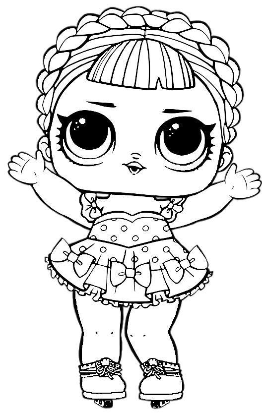 dusk lol doll coloring pages | Pin by S G on Coloring pages | Cool coloring pages, Lol ...