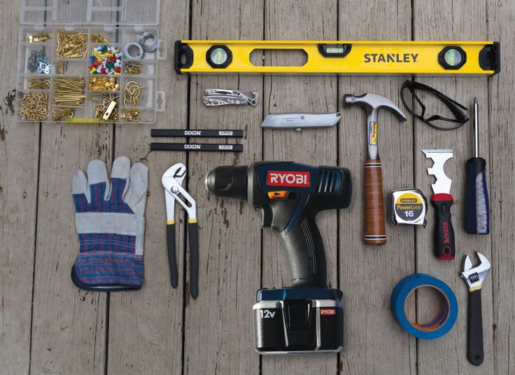 Pioneer Woman/Building a starter tool kit.
