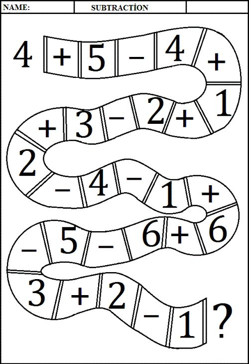 subtraction-collection-worksheets-for-kindergarten-children-10