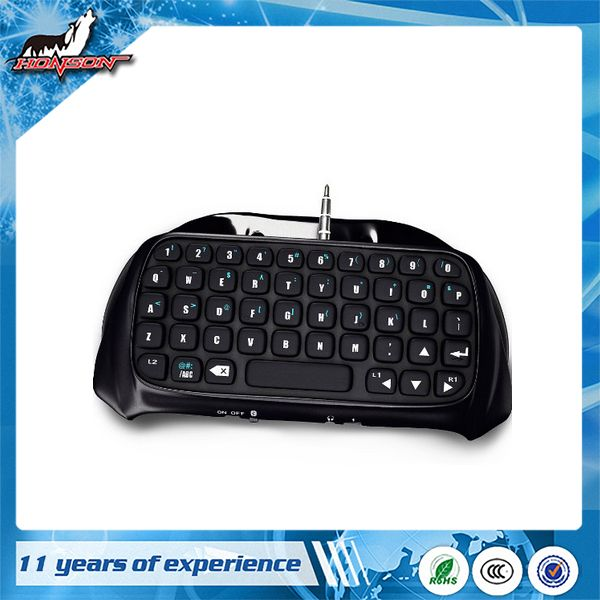 Best KeyPad Adapter for PlayStation 4 , For PS4 Wireless Mini Bluetooth Keyboard