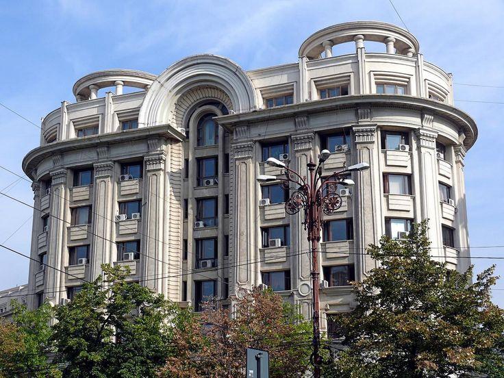 https://flic.kr/p/6YCJqo | Bucureşti - Bukarest 27 Bulevardul Unirii