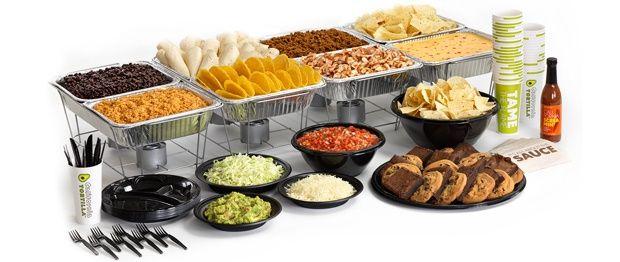 ideas for taco bar - Google Search