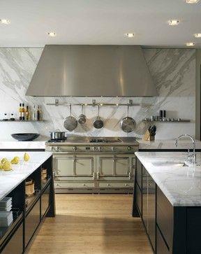 Dream Kitchen. So Chic.