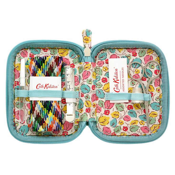 Little Leaves Travel Sewing Kit | Cath Kidston |