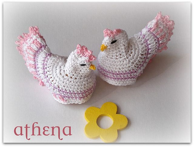 crochet easter patterns | Easter crochet chickens_1 | Flickr - Photo Sharing!