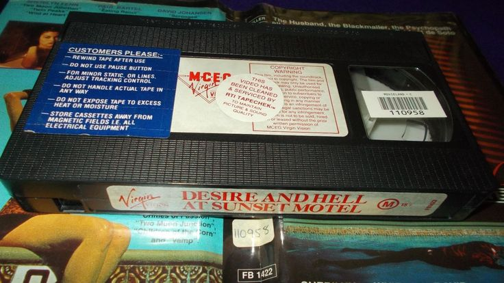 """DESIRE & HELL at SUNSET MOTEL"" (""IMAGE ORGANIZATION""), 1991), ""PAL VHS"", ""MCEG VIRGIN Vision""/""RCA Columbia Pictures International Video""  (""Columbia Tristar Home Video"") | ""Betty Boop"", ""Daria Nicolodi"", ""Lisa Loring"", ""Marie-Louise Coleiro Preca"", ""Asia Argento"", ""Jessicka Addams"", ""Christina Ricci"", ""Coraline"", ""bob frisyr"", ""lugg"", ""feministerna"", ""riot goth"", ""Koza Mostra"", ""INVSN"", ""Malte ue"", ""Malta eu"", ""Katalonien"", ""folkomröstning"", ""jälvständighet"", ""Catalexit"", ""erotik""…"