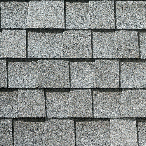 Fox Hollow Gray Gaf Timberline Roof Shingles Swatch