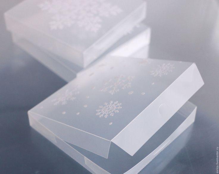 "Купить ""Снегопад"" упаковка_коробка - белый, пластик, мягкий пластик, упаковка…"