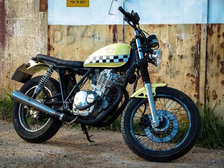 The GuN - 1993 Suzuki GN250 Tracker