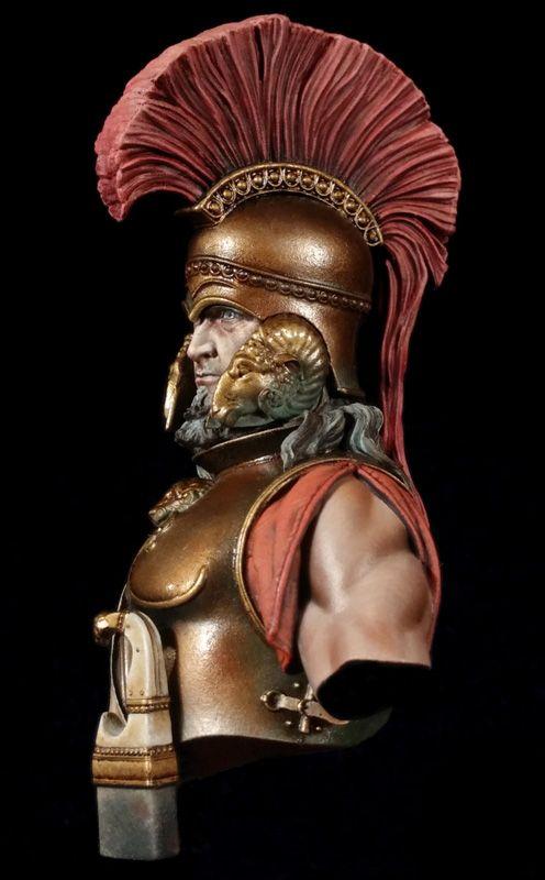 Κing of Sparta Leonidas. Something not known to everyone is that in the Battle of Thermopylae in 480, Leonidas was around 60 years old Was born around 540 BC (https://en.wikipedia.org/wiki/Leonidas_I)
