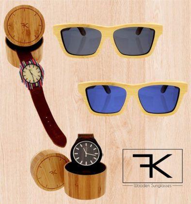 Διαγωνισμός Fthis.GR με δώρο ένα ζευγάρι γυαλιά ηλίου ή ένα ρολόι από τη συλλογή FK BRAND