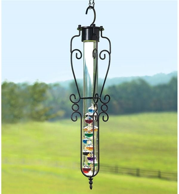 Scroll Garden Galileo | Thermometers | Wind & Weather