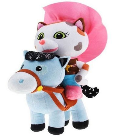 Sheriff Callie toy with horse