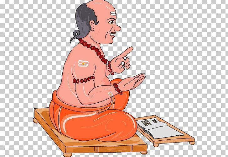 Pandit Puja Purohit Hindu Priest Png Arm Astrology Book Cartoon Chair Studio Background Images Hindu Cartoon