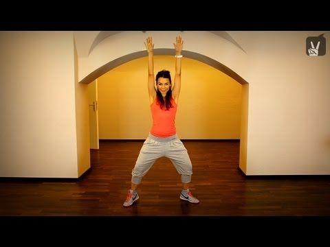 Zumba Style Dance Workout: 20 Minuten mit Amiena Zylla