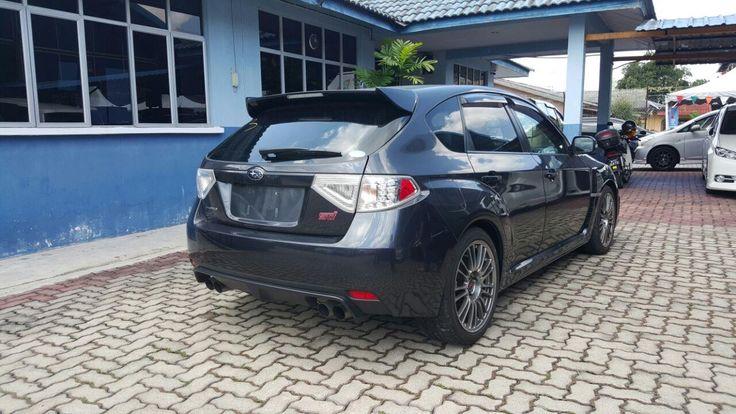 2011 Subaru WRX 2.5 STi