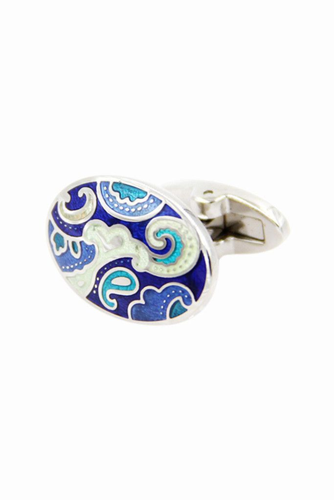 Lucky Clouds Men's Cufflinks. Free 3-7 days expedited shipping to U.S. Free first class word wide shipping. Customer service: help@moooh.net