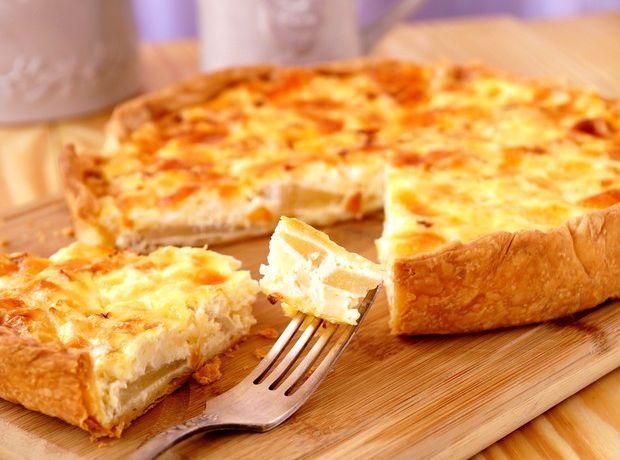 Λαχταριστή τυρόπιτα με φέτα - Food | Ladylike.gr