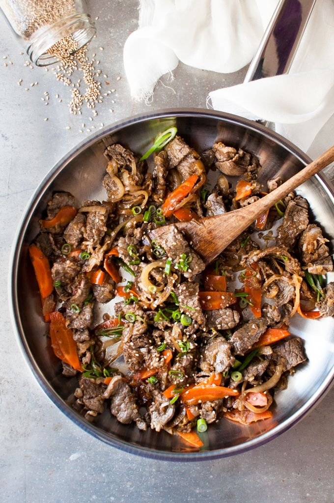 17 best images about korean on pinterest a month new years and korean beef bowl bulgogi korean bbq beef easy to make with ingredients forumfinder Choice Image