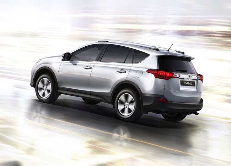 The Brand New Toyota Rav 4 Estate #carleasing deal | One of the many cars and vans available to lease from www.carlease.uk.com