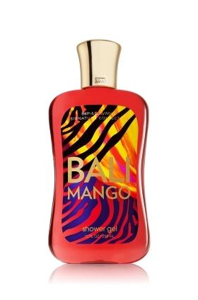 Bath Body Works Signature Collection Shower Gel Bali Mango