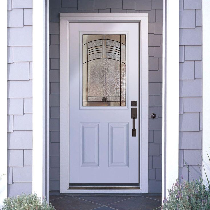 Feather river doors 335 in x 81625 in rochester patina