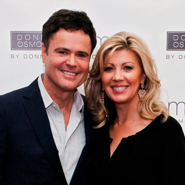 Pin by Nadine Colbath on Donny and Debbie Osmond | Donny