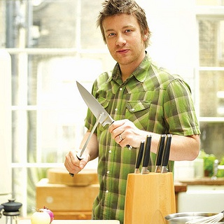 jamie oliver the naked chef by annette joseph, via Flickr