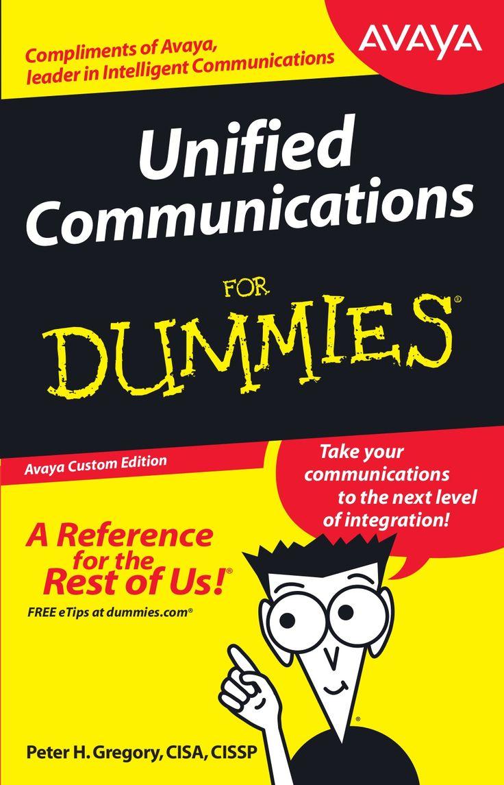 Unified Communications for Dummies by Larry Zimbler via slideshare #smallbizIT