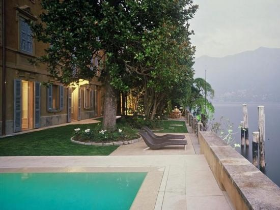 luxury villa lake como real estate