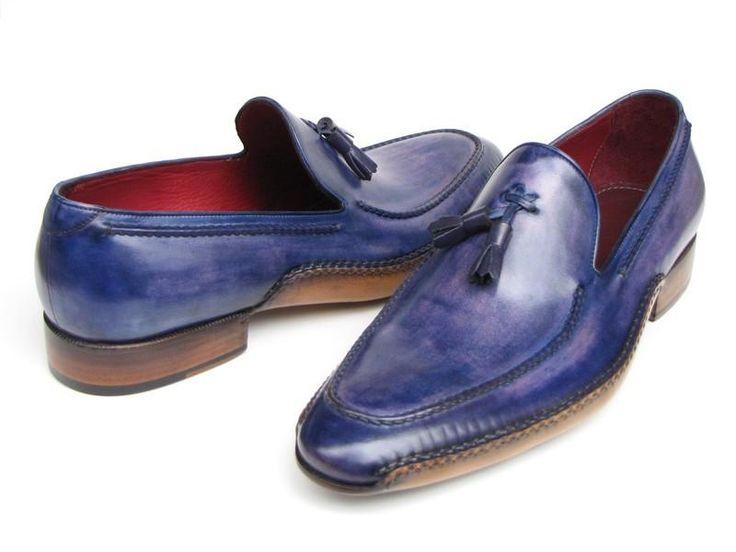 Cheap Black Men Tassel Work Shoes