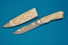 Нож Охота на лося (под заказ)
