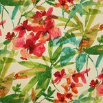 Tropical Contemporary Drapery and Upholstery Fabric