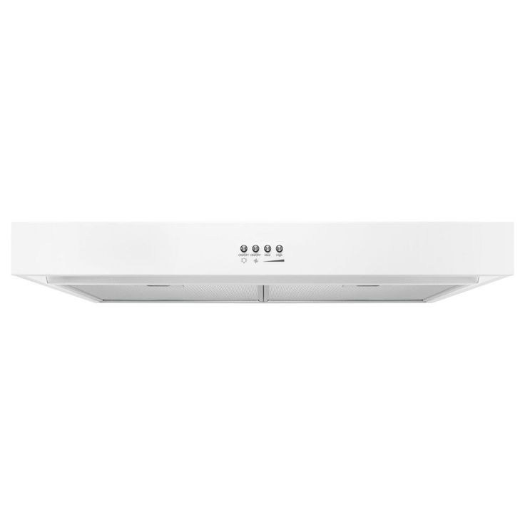 36 Inch Range Hood with dishwasher-safe full-width grease filter