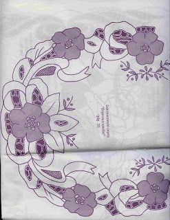 Victoria - Handmade Creations: Embroidery - Designs