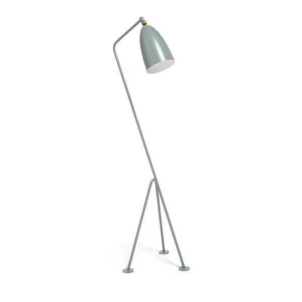 grossman lighting. greta grossman grasshopper floor lamp by gubi lighting