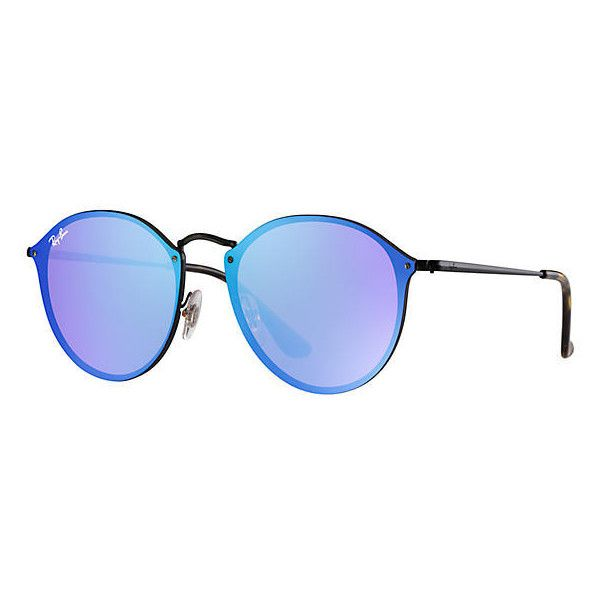 Ray-Ban Blaze Round Bronze-Copper, RB3574N   Ray-Ban® USA (640 BRL) ❤ liked  on Polyvore featuring home and home decor 233d0eee60