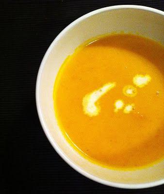 Soulfood vom Feinsten: Kartoffel-Kürbis-Curry-Suppe