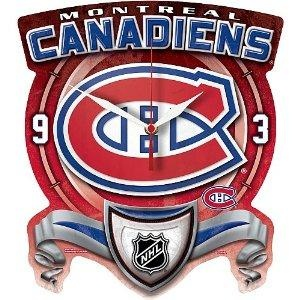 Montreal Canadiens CLOCK