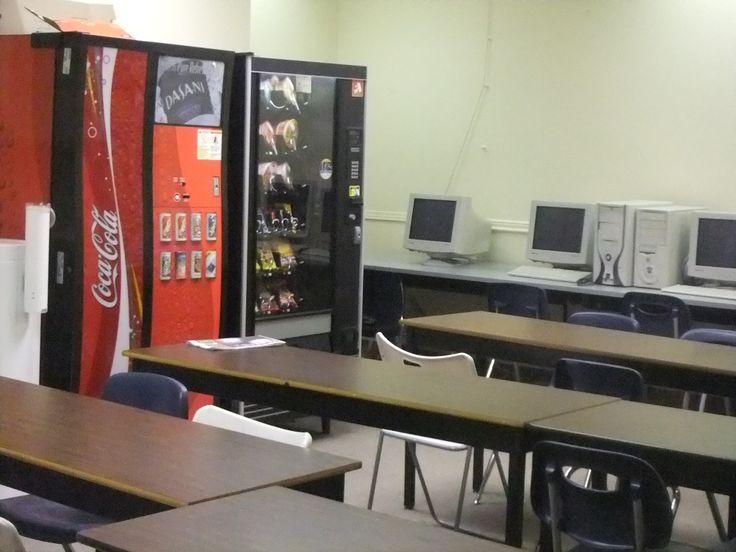 学生ラウンジの雰囲気。PPCの詳しい情報はこちらから☆http://www.vc-ryugaku.com/school/lang/s12.html