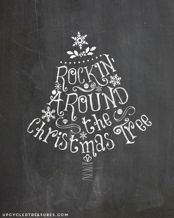 Feestdagen | De mooiste gratis kerst printables • Stijlvol Styling - WoonblogStijlvol Styling – Woonblog